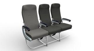 A320のエクストラ・ワイド・シート