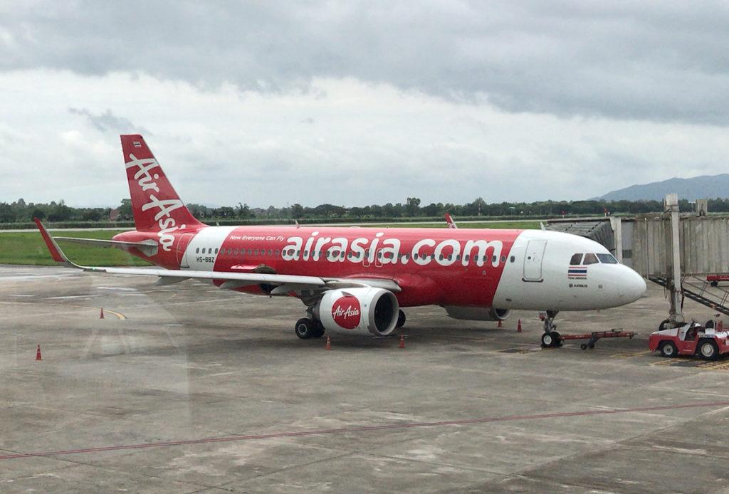 タイ・エアアジアのエアバスA320neo