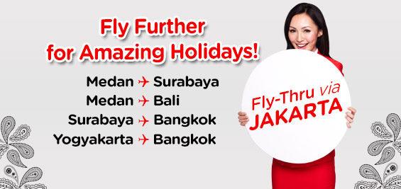 エアアジア・インドネシア Fly-Thru