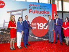 エアアジアX、福岡~クアラルンプール線に新規就航