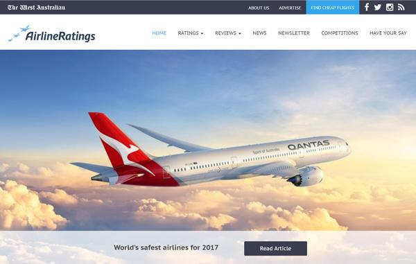 世界で最も安全な航空会社&危険な航空会社ランキング
