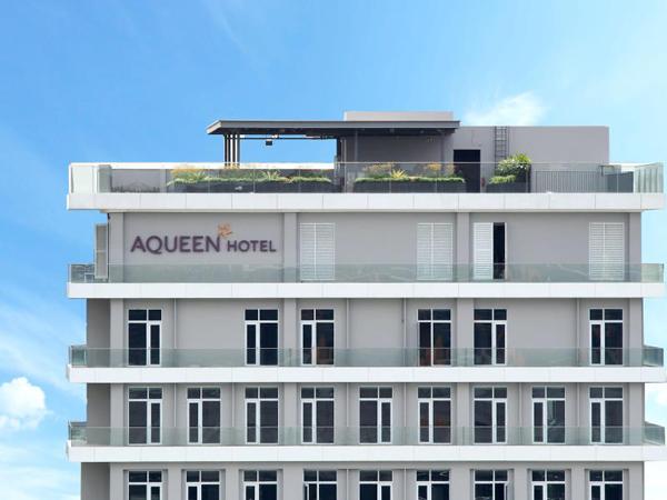 アクイーンホテル パヤレバ