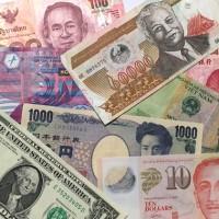 アジア各国の紙幣