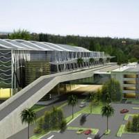 バリクパパン空港 ターミナル
