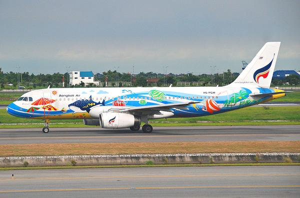 バンコクエアウェイズ エアバスA320