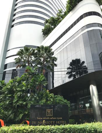 JWマリオット ホテル バンコク