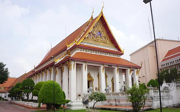 バンコクの国立博物館