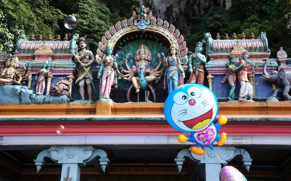 ヒンドゥー教の神々とドラえもん