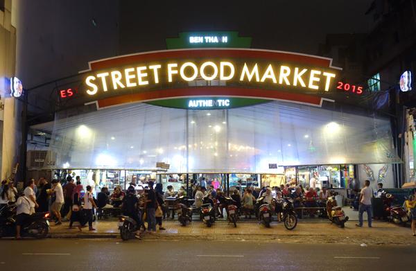 ベンタイン・ストリート・フード・マーケット