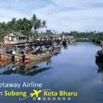 ベルジャヤ航空、スバン―コタバル線を開設