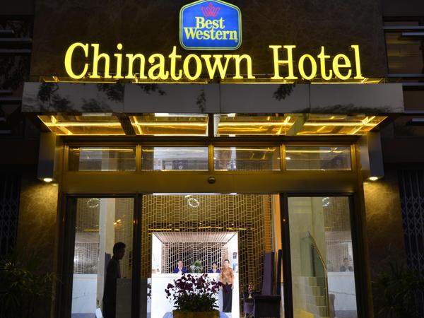 ベストウェスタン ホテル ヤンゴン チャイナタウン