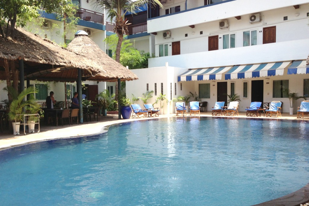 ビラボンホテル The Billabong Hotel