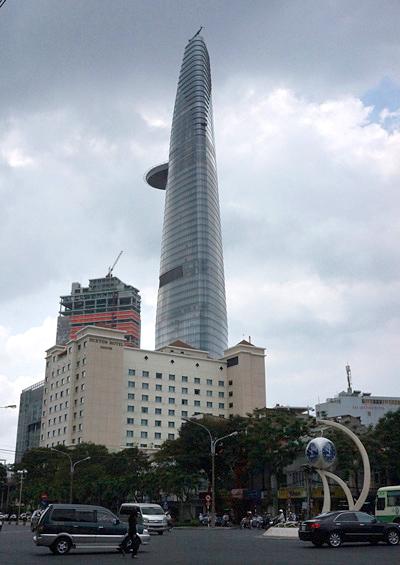 ビテクスコ フィナンシャル タワー