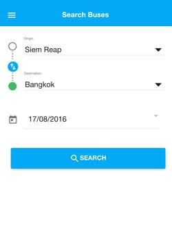 BookMeBusのアプリ