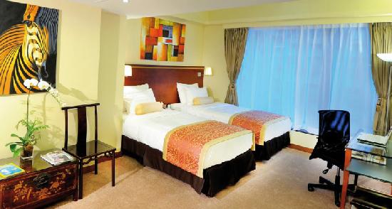 ブライトンホテル香港