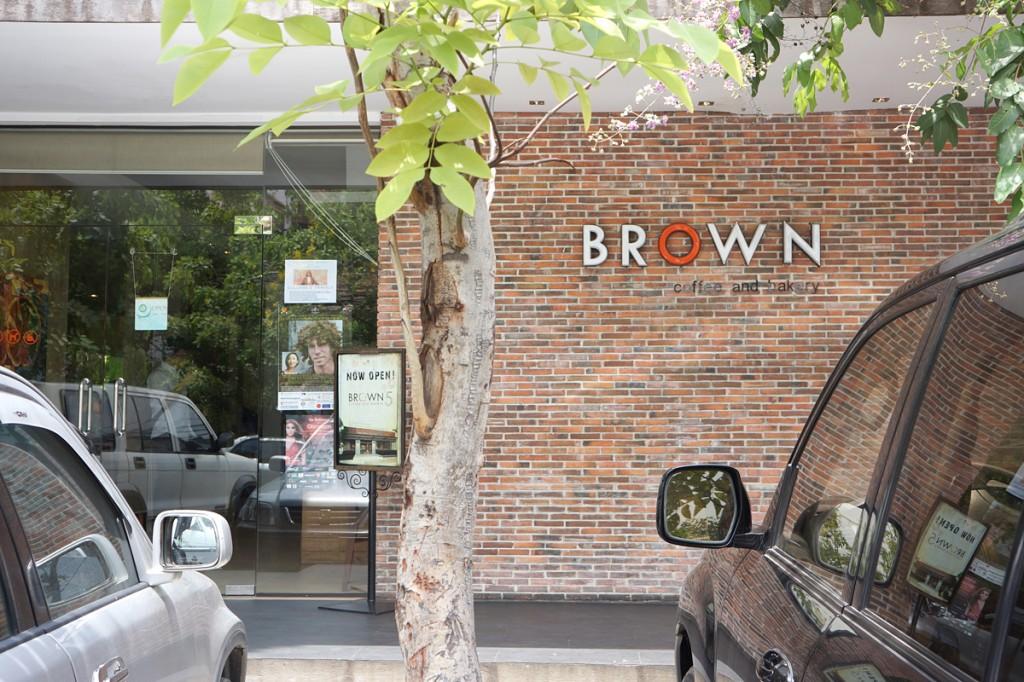 ブラウンコーヒー