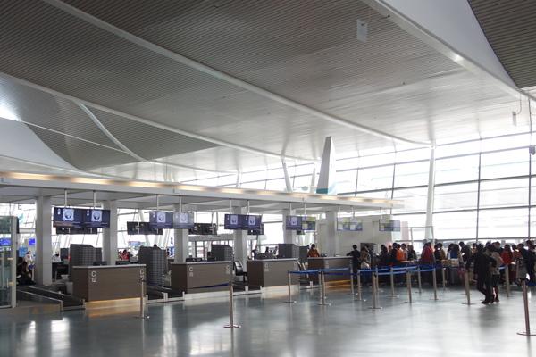 プーケット空港 国際線ターミナル