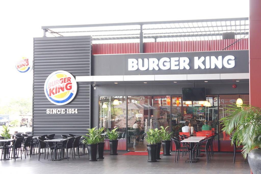 バーガーキング・カンボジア1号店