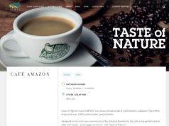 タイのカフェ・アマゾンがシンガポールに初進出
