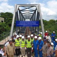 タイ・カンボジア友好鉄道橋
