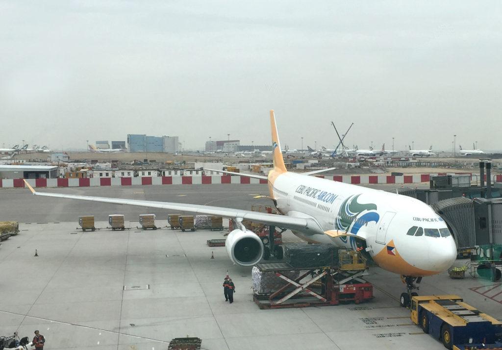 セブパシフィック航空 エアバスA330型機