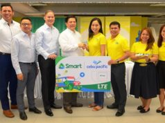 The Cebu Pacific-Smart LTE Tourist SIM