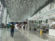 スカルノ・ハッタ国際空港ターミナル3の様子