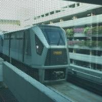 チャンギ空港のスカイトレイン