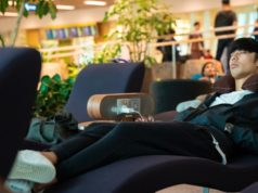 チャンギ空港おすすめ仮眠スポット