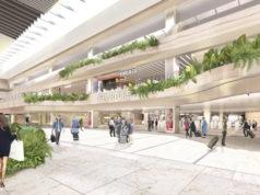 ターミナル2拡張後予想図