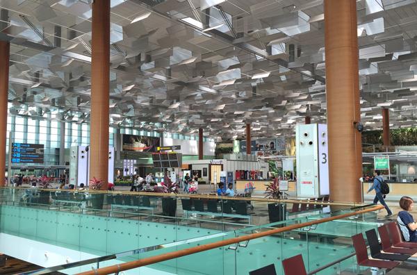 チャンギ国際空港ターミナル3