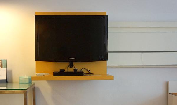 移動可能なテレビ