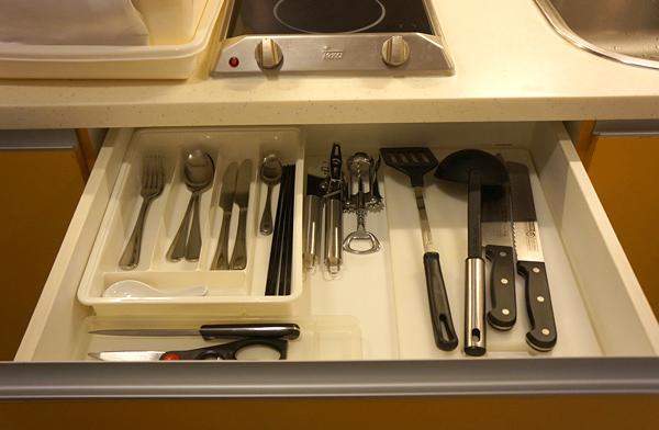 カトラリー、調理器具