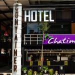 クアラルンプールのコンテナホテル