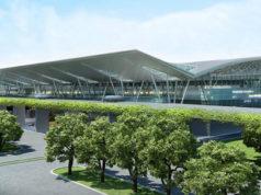 ダナン空港の新国際線ターミナル