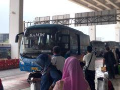 ダムリのエアポートバス