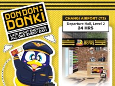 DON DON DONKIチャンギ空港店