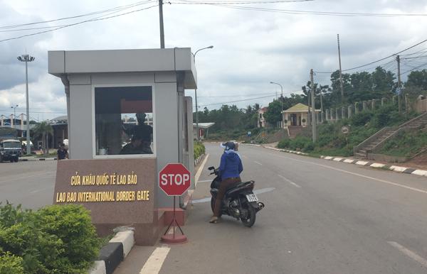 ラオバオ国境