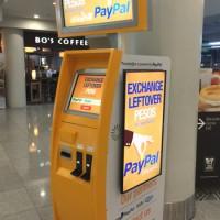 Exchange leftover Pesos