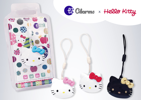 The Hello Kitty EZ-Charms