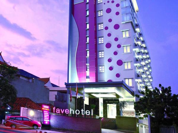 フェイブホテル ザイヌル アリフィン