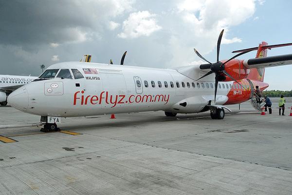 ファイアフライ航空 ATR72