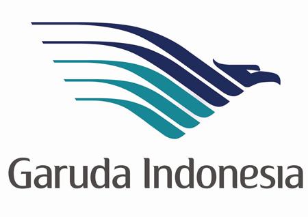 ガルーダインドネシアのロゴ