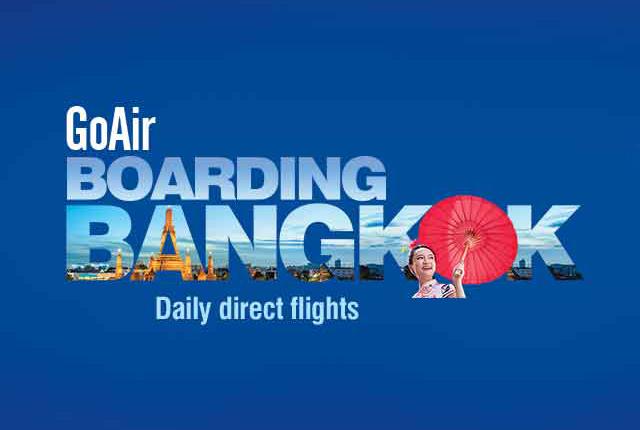 ゴーエア、デリーとムンバイからバンコクへの路線を開設