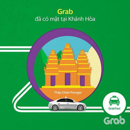Grab、ベトナム・カインホア省でサービスを開始