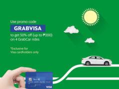 Grab フィリピンで50%OFFキャンペーン