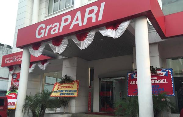 ジョグジャカルタのGraPARI
