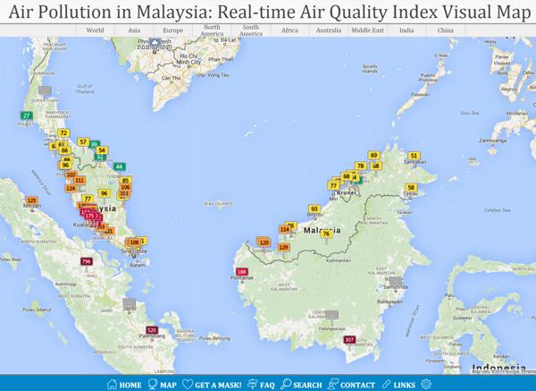 マレーシア・インドネシアのAPI指数