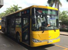 ホーチミンの109番バス