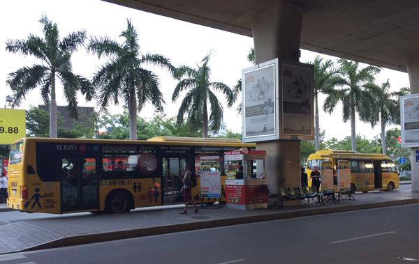 109番バスと49番バス